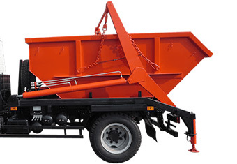 Вывоз мусора контейнером 8 м.куб.