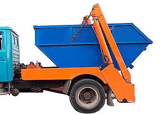 Аренда мусорного контейнера 8 м.куб.