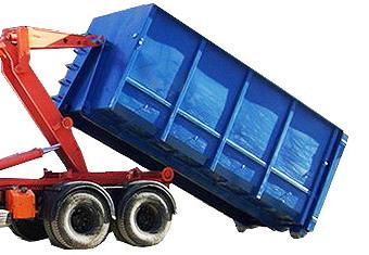 Аренда мусорного контейнера 27 м.куб.